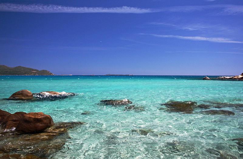 Sardinien cala giunco region villasimius im s den von for Sardinien ferienhaus am strand